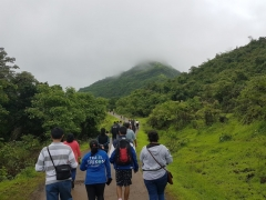 Tikona Fort Trek (ex-Pune)