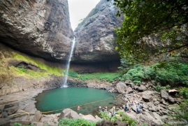 Devkund Waterfall Monsoon Trek (ex-Pune)