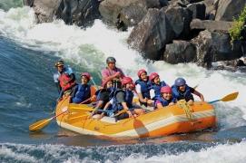 Kolad Rafting Trip with Green House Stay (Weekday)
