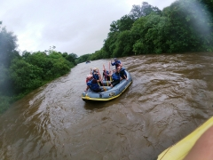 Kolad Rafting Trip with Green House Stay (Weekend)