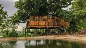 Kolad Rafting Trip with AC Tree House Stay (Weekend)