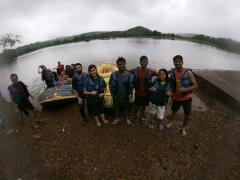 Kolad Rafting Trip with AC Villa Stay (Weekend)