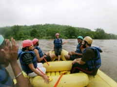 Kolad Rafting Trip with Hobbit House Stay (Weekday)