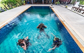 PADI Open Water Diver (OWD) Course in Thailand (3 days)