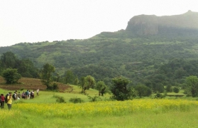 Day trek to Harihar fort
