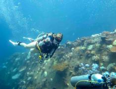 PADI Advanced Open Water Diver Course in Gili Trawangan, Bali
