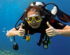 PADI Scuba Diver Course in Gili Trawangan, Bali