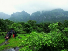 Ahupe Ghat Monsoon Trek