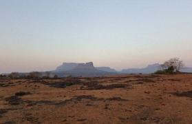 Day trek to Sudhagad