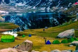 Kareri Lake Trek