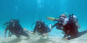 Discover Scuba Diving in Phuket, Thailand