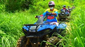 ATV Tour for Beginners in Pattaya