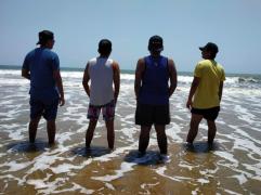 Kumta-Gokarna Beach Trek