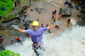 Bekre Waterfall Rappelling Trip