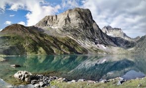Tarsar Marsar Lakes Trek in Kashmir