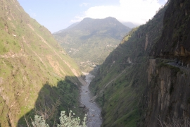 Spiti Valley Road Trip via Tirthan Valley (ex-Chandigarh)