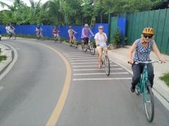 Afternoon Bicycle Tour in Bangkok