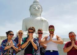 Big Buddha Jungle and Temple Trek in Phuket