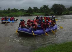 Kolad River Rafting Trip (Ex-Pune)