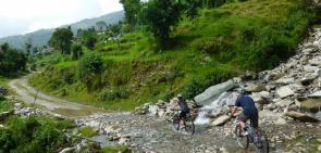Sarankot Mountain Biking Tour