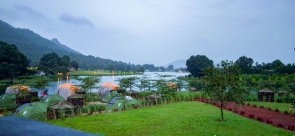 Karjat Lakeside Camping