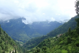Grahan and Tosh Village Trek