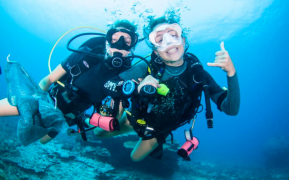 Fun Diving in the Gili Islands (3 Dives)
