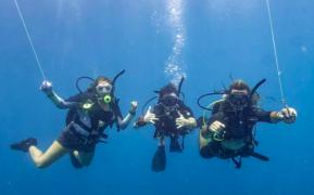 PADI Scuba Diver Course in the Gili Islands