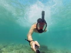 Snorkelling in Amed, Bali