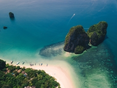 Phuket Backpacker with Phi Phi snorkelling
