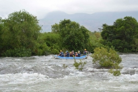 Rafting and Bungee Jumping in Kolad with Tent Stay (Weekend)