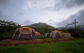 New Year Special: Glamping at Kalote Lake Lonavala