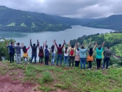 New Year camping in Lavasa (Ex-Pune)