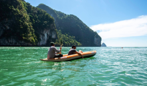 Phang Nga Bay and James Bond Island Sunrise Canoeing Trip