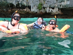 Bioluminescence Night Snorkeling in Phi Phi Islands