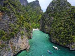 Speedboat Day Trip in Phi Phi Islands