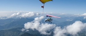 15-min Ultralight Flight in Pokhara
