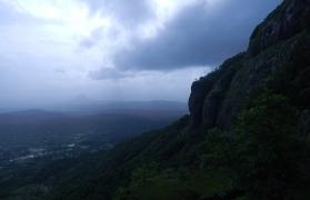 Trek to Sudhagad Fort