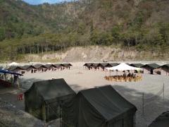 Standard tents + rafting in Rishikesh (2n3d)