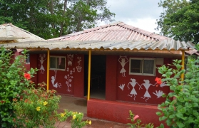 Weekday on the Kundalika-Warli Cottage
