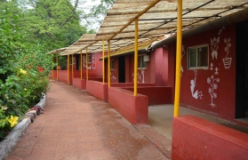 Weekend on the Kundalika-Warli Cottage