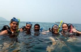 Snorkelling Trip in Grande Island