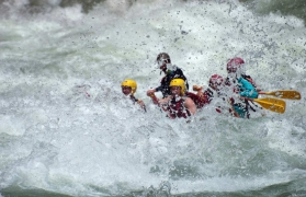 Rafting Camp in Rishikesh - 2N3D (26 kms)