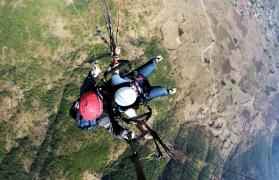Weekend Tandem Paragliding