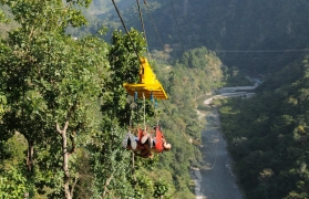 Thriller Combo: Bungee Jump+Flying Fox