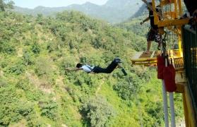 Thriller Combo: Bungee+Giant Swing+Flying Fox