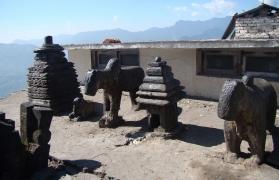 Day Trek to Bijli Mahadev (ex-Kullu)