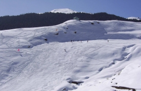 Snow activities in Auli (3 nights/4 days)