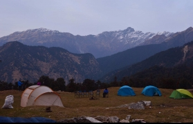 Trek to Chopta, Deoriatal and Chandrashila Peak