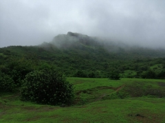 Visapur and Lohagad Trek (ex-Pune)
